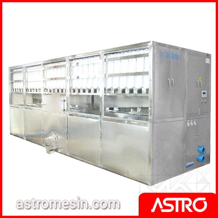 Commercial Ice Cube Machine GEA CV-10000 Surabaya