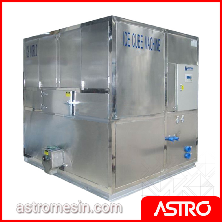 Commercial Ice Cube Machine GEA CV-3000 Surabaya