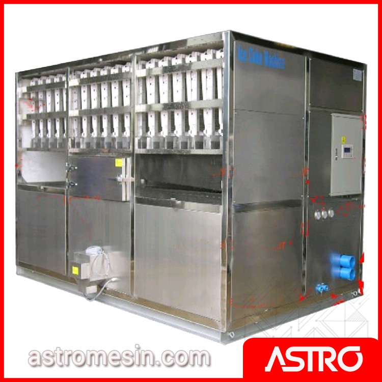 Commercial Ice Cube Machine GEA CV-5000 Surabaya