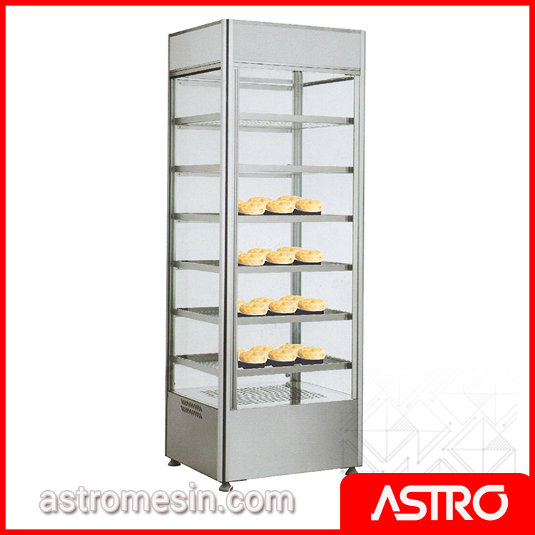 Hot Display Cabinet GETRA RTR-650L Surabaya