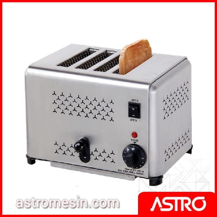 Alat Pemanggang Roti Atau Mesin Bread Toaster GETRA EST4 Surabaya