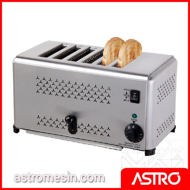 Mesin Bread Toaster GETRA EST6 SUrabaya