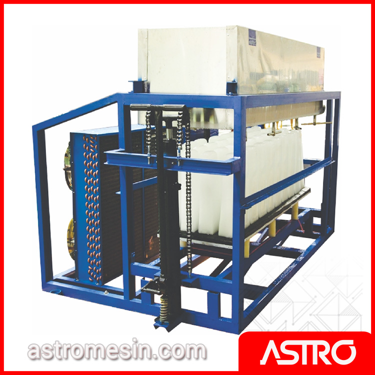 Mesin Es Balok Commercial Ice Block Machine GEA D-K10 Surabaya