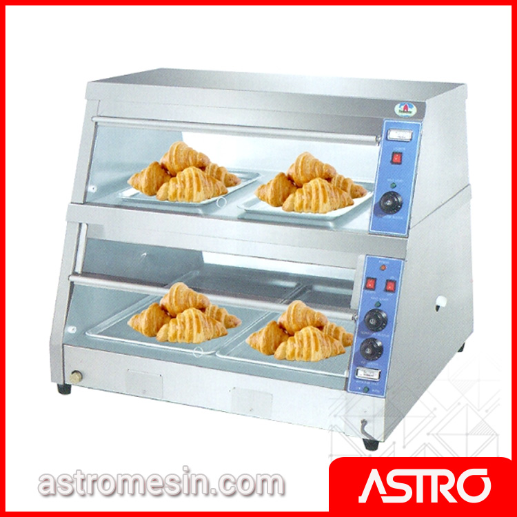 Mesin Food Display Warmer GETRA HW-2P Surabaya