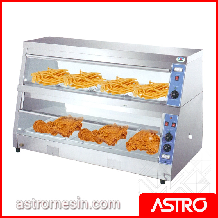 Mesin Food Display Warmer GETRA HW-3P Surabaya