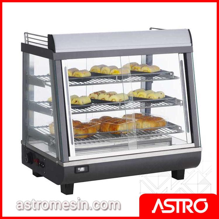 Etalase Makanan Hangat | Etalase Fried Chicken | Showcase Warmer
