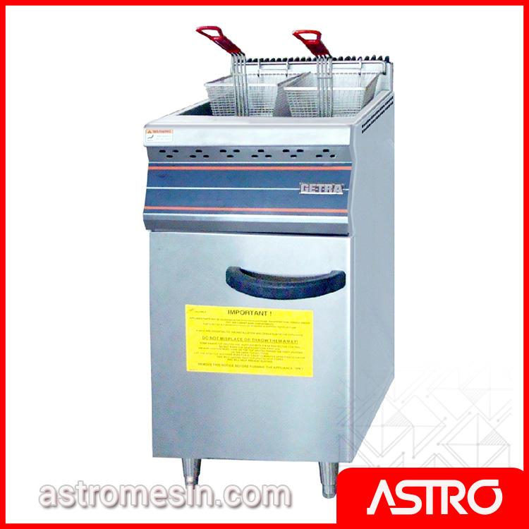 Mesin Gas Deep Fryer GETRA GF-20-FS Surabaya
