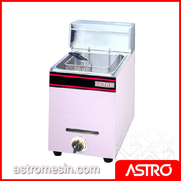 Mesin Gas Deep Fryer GETRA GF-71 Surabaya