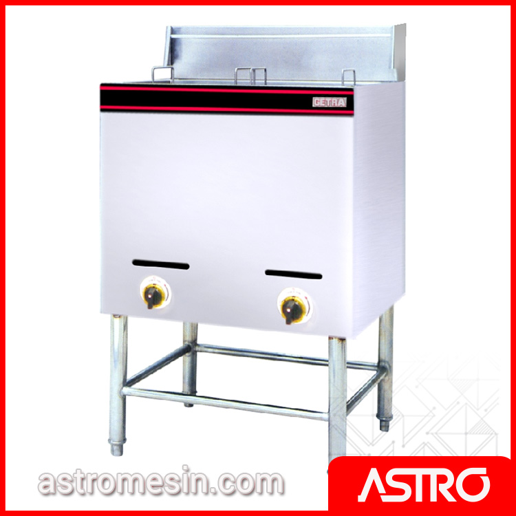 Mesin Gas Deep Fryer GETRA GF-75 Surabaya
