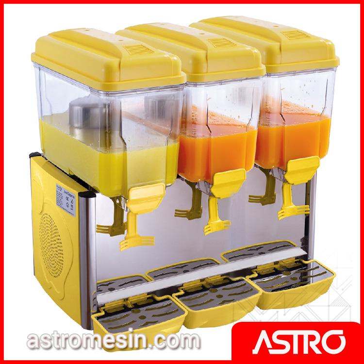 Mesin Juice Dispenser Pendingin Minuman GEA LP-12X3 Surabaya