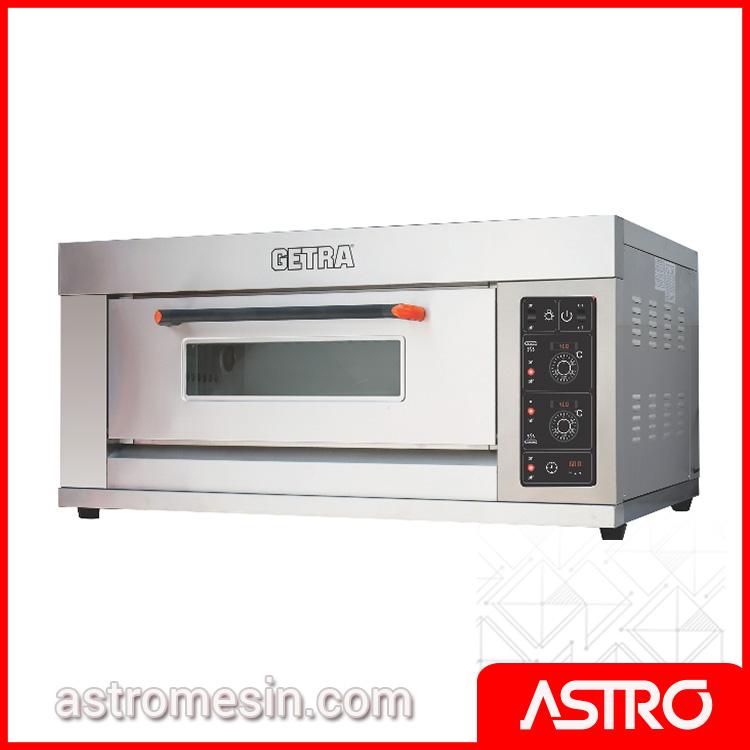 Oven Gas Roti GETRA RFL-11SS Surabaya