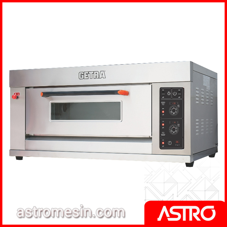 Oven Gas Roti GETRA RFL-12SS Surabaya