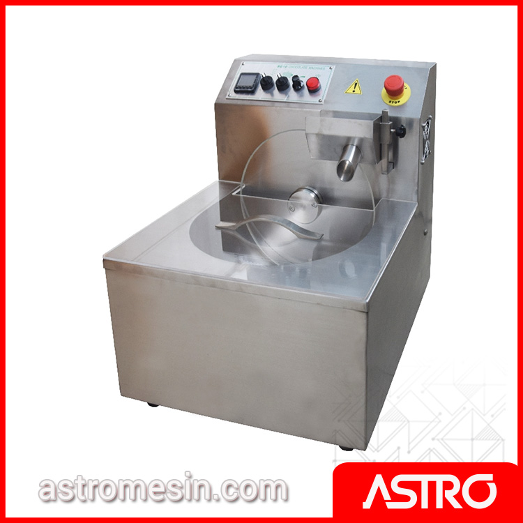 Mesin Coklat Tempering Machine GETRA SG-08