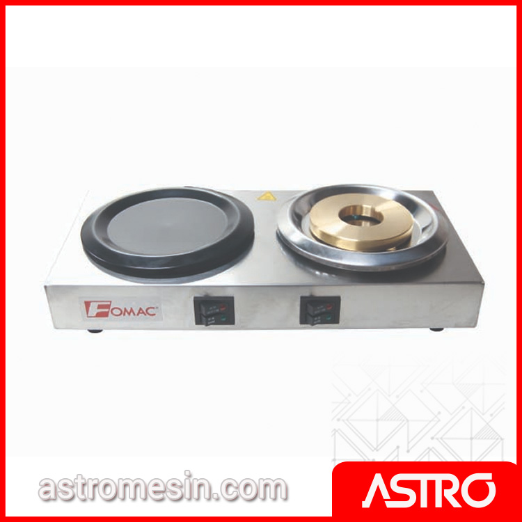 Coffee Tea Warmer Boiler FOMAC COW-CM2 Murah