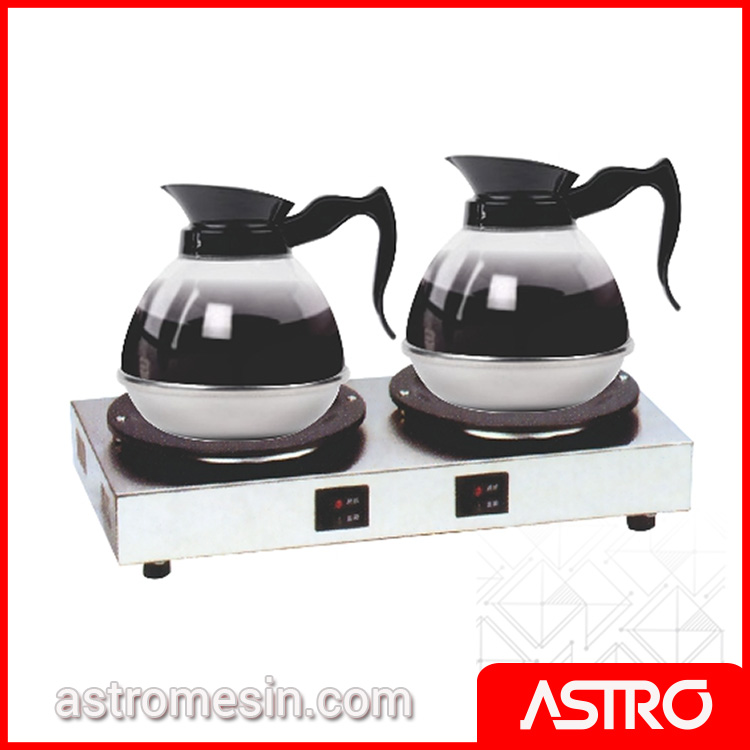 Harga Coffee Maker | Coffee Tea Warmer | Alat Penghangat Kopi & Teh