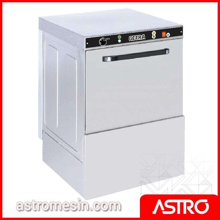 Commercial Dishwasher Mesin Pencuci Piring GETRA EASY-500 Surabaya