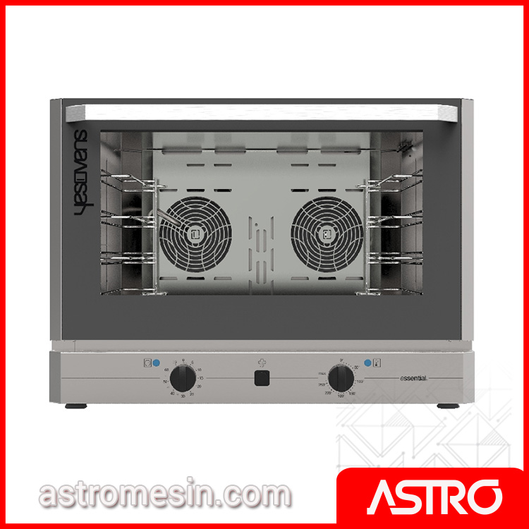 Convection Oven GETRA Essential 6040-4M Surabaya