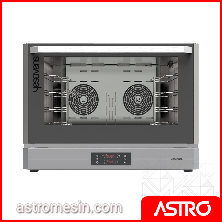 Convection Oven GETRA Essential 6040-AD Surabaya