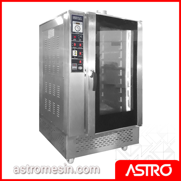 Convection Oven Gas GETRA LJC-8Q Surabaya
