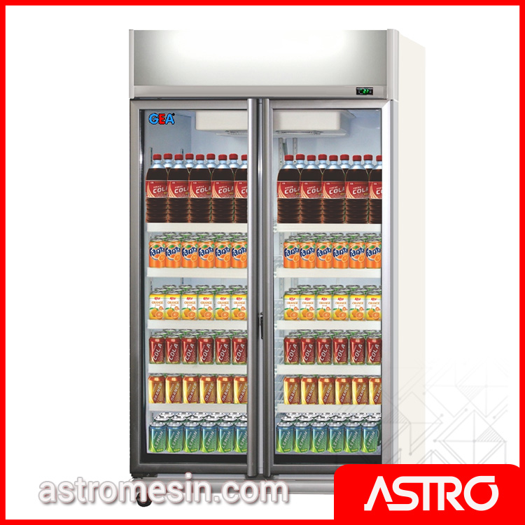 Display Cooler Showcase Pendingin GEA EXPO-1050AH:CN Surabaya