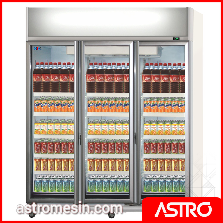 Display Cooler Showcase Pendingin GEA EXPO-1500AH:CN Surabaya