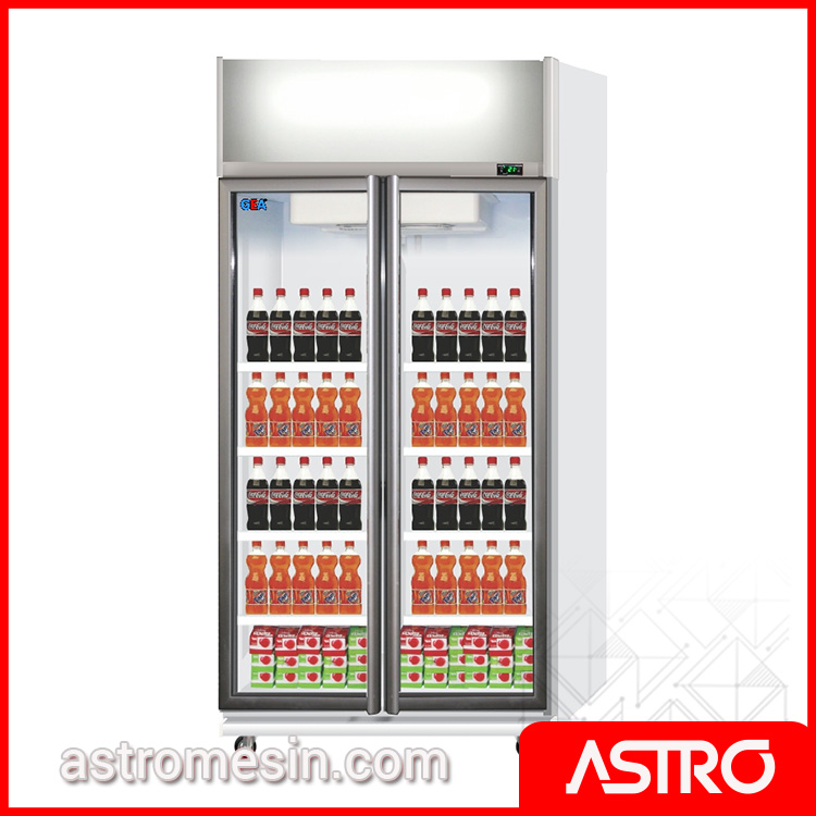 Display Cooler Showcase Pendingin GEA EXPO-600AH:CN Surabaya