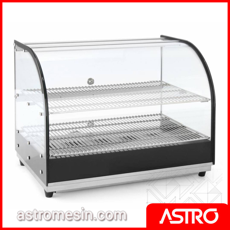 Display Showcase Warmer Penghangat Makanan FWE 500 ASTRO Surabaya