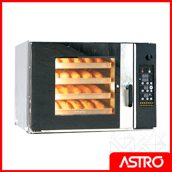 Electric Convection Oven SINMAG SM-704E Surabaya