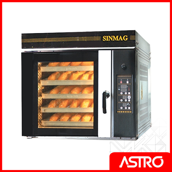 Electric Convection Oven SINMAG SM-705E Surabaya