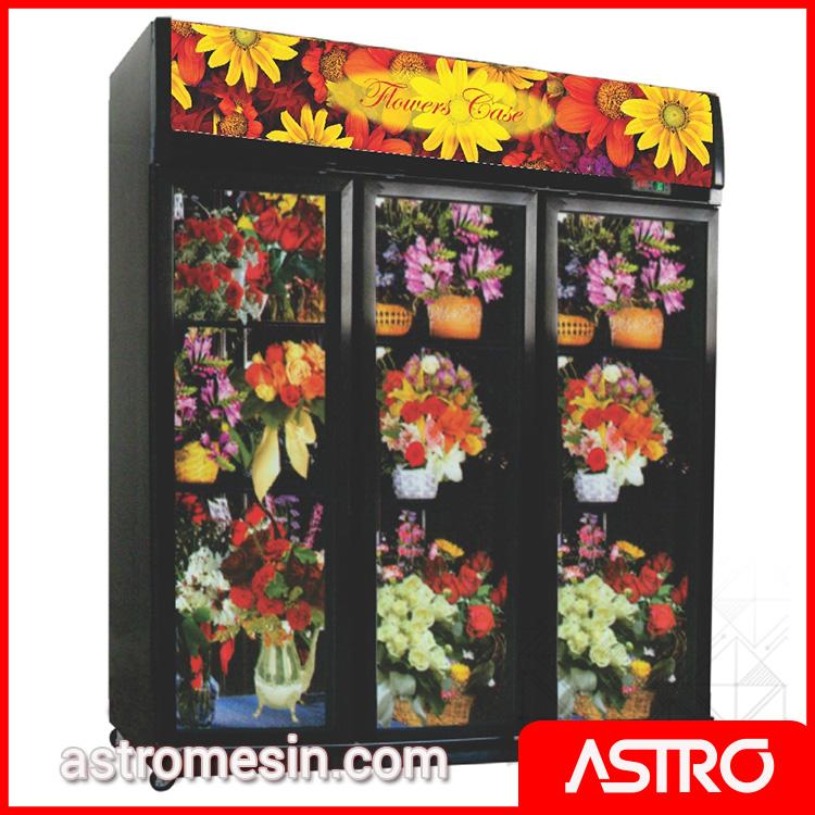 Flower Showcase Pendingin Bunga GEA EXPO-1500F Surabaya