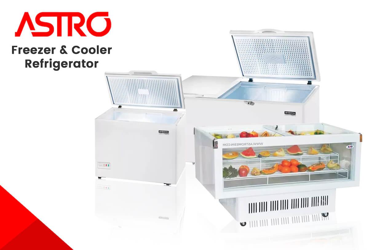 Freezer Cooler Refrigerator