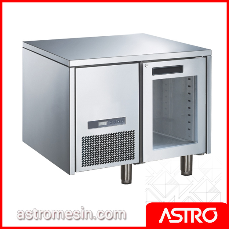 Glass Door Under Counter Chiller GEA M-RW6T1D Surabaya