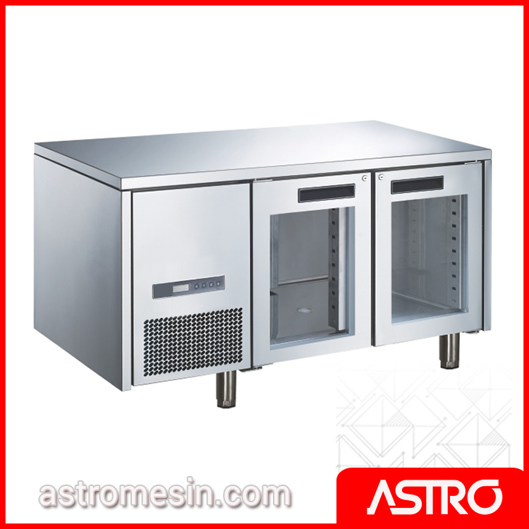 Glass Door Under Counter Chiller GEA M-RW6T2DD Surabaya