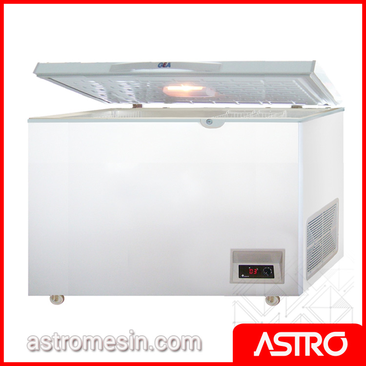 Low Temperature Freezer GEA AB-375LT Surabaya