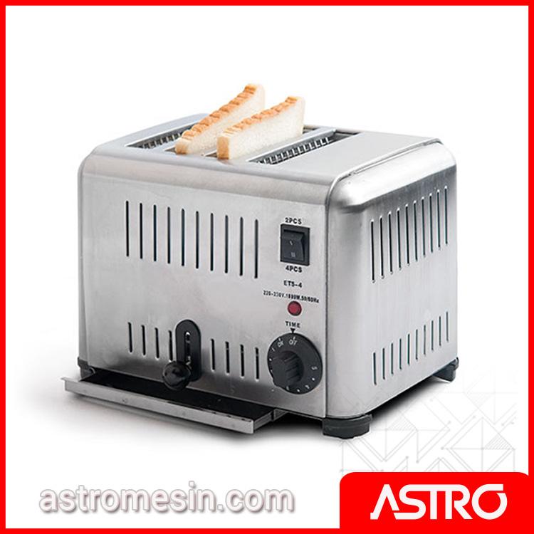 Mesin Bread Toaster ASTRO Surabaya