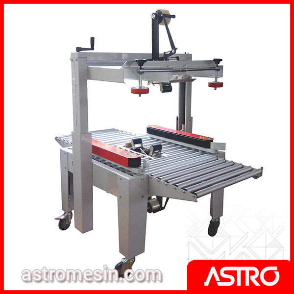Mesin Carton Sealer Dus Box Karton POWERPACK FXJ-5050 Surabaya