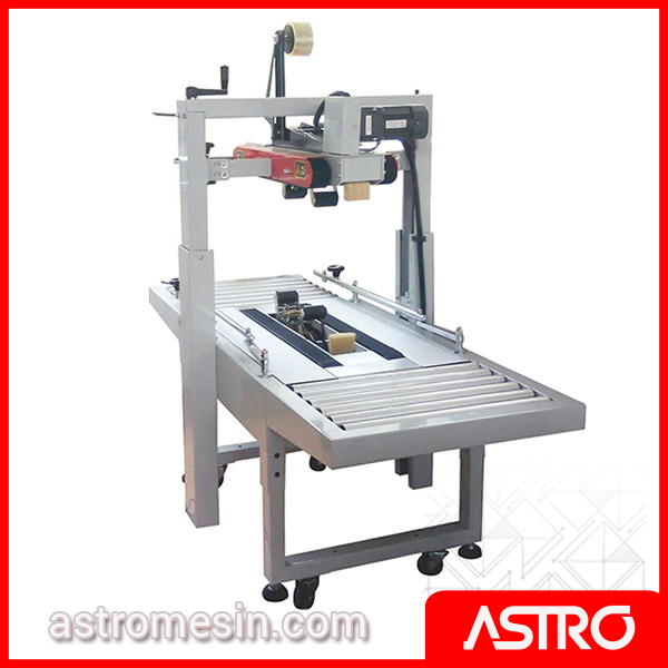 Mesin Carton Sealer Dus Box Karton POWERPACK FXJ-6050 Surabaya