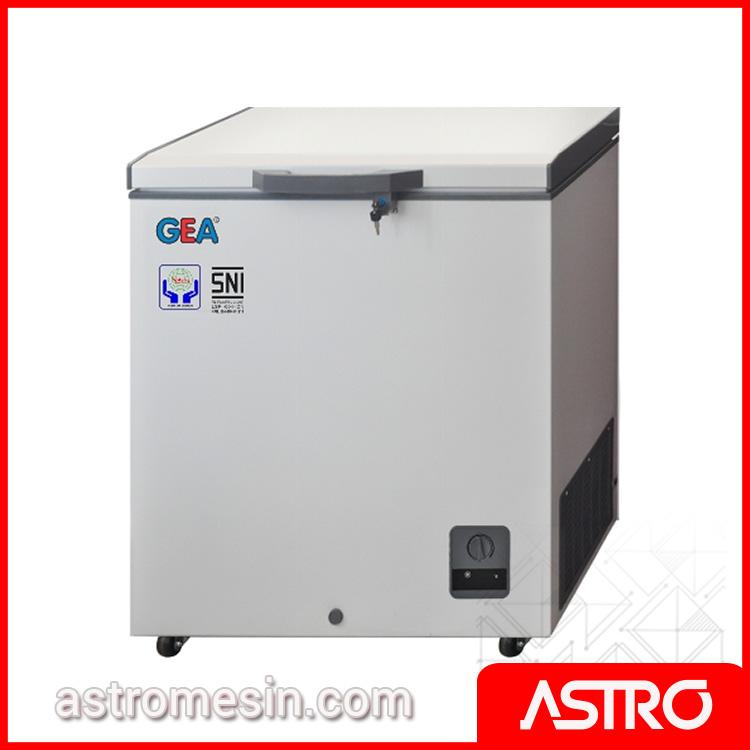 Mesin Chest Freezer Peti Pembeku GEA AB-106-R Surabaya