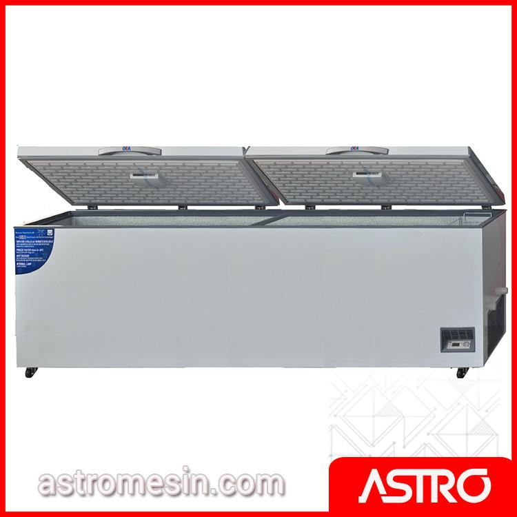 Mesin Chest Freezer Peti Pembeku GEA AB-1200-T-X Surabaya