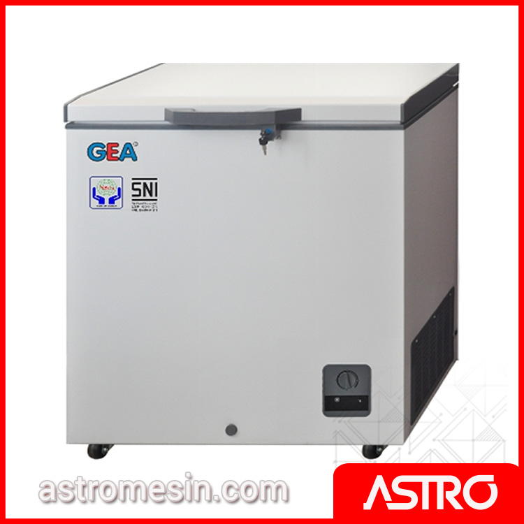 Mesin Chest Freezer Box Peti Pembeku GEA AB-226-R Surabaya