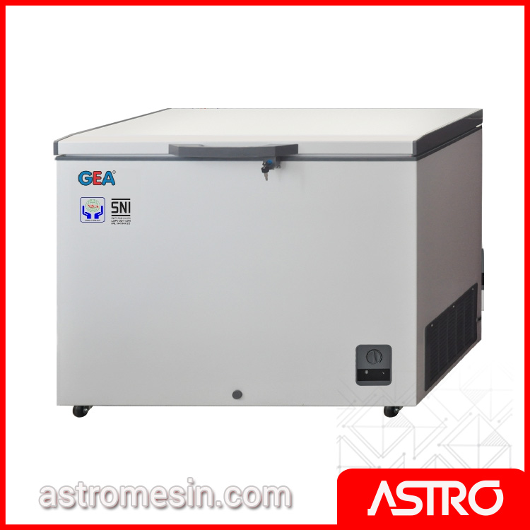 Mesin Chest Freezer Peti Pembeku GEA AB-316-R Surabaya