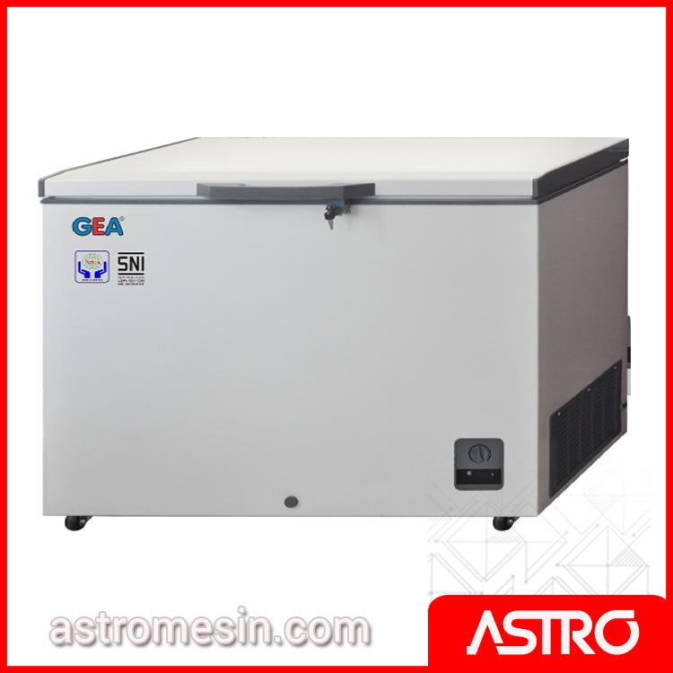 Mesin Chest Freezer Peti Pembeku GEA AB-336-R Surabaya