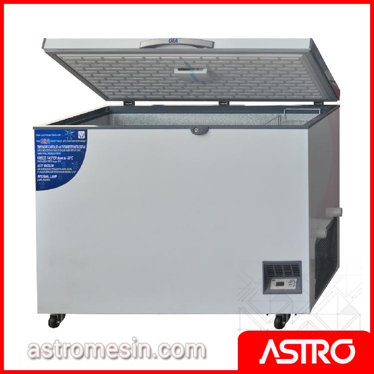 Mesin Chest Freezer Peti Pembeku GEA AB-396-T-X Surabaya