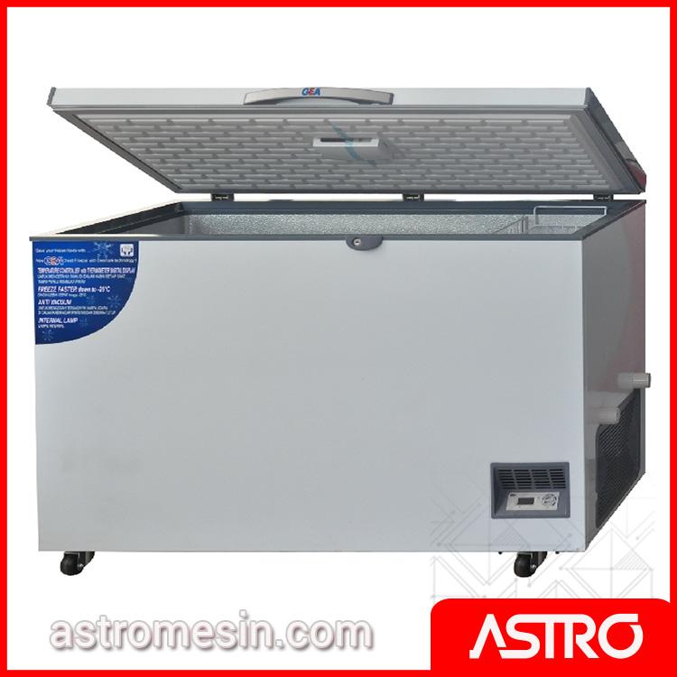 Mesin Chest Freezer Peti Pembeku GEA AB-506-T-X Surabaya