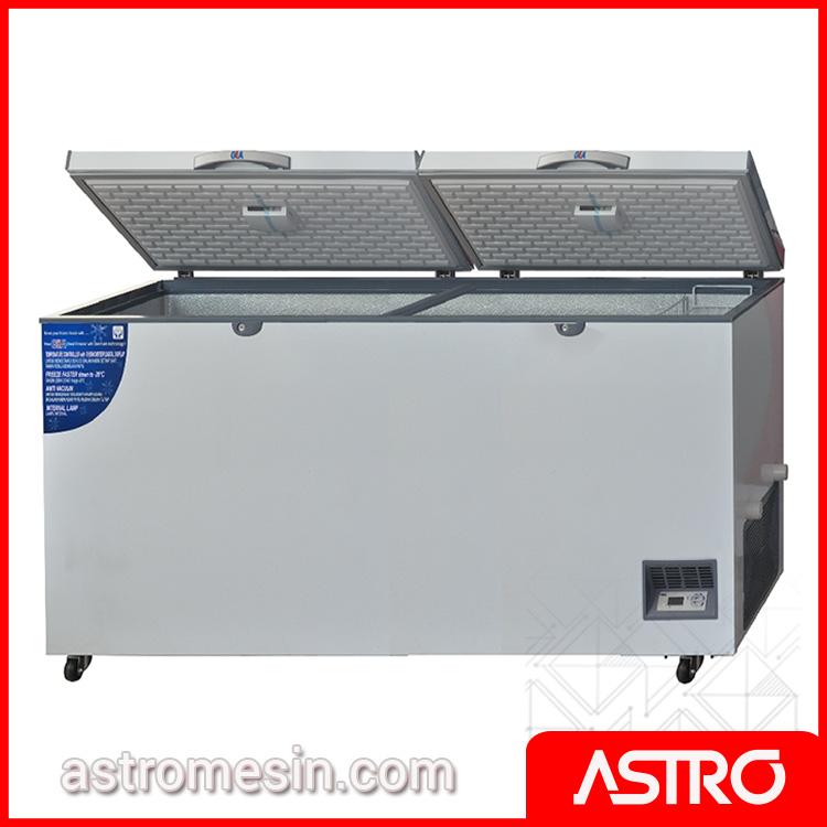 Mesin Chest Freezer Peti Pembeku GEA AB-600-T-X Surabaya