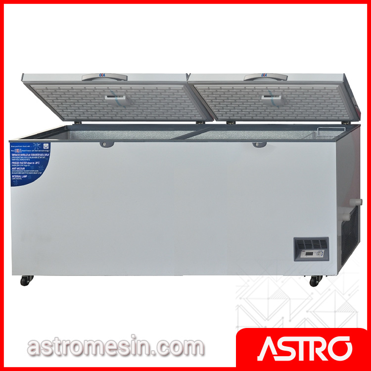 Mesin Chest Freezer Peti Pembeku GEA AB-750-T-X Surabaya