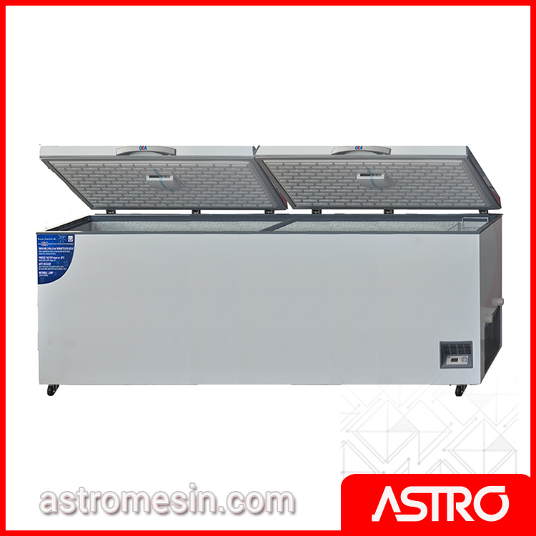 Mesin Chest Freezer Peti Pembeku GEA AB-900-T-X Surabaya