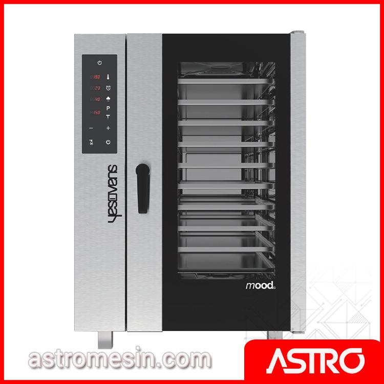 Mesin Combi Oven GETRA MOOD-11E Surabaya