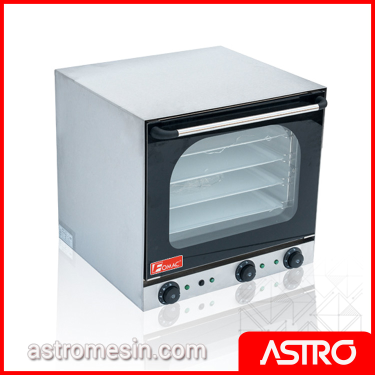 Mesin Convection Oven Konveksi FOMAC MT-120 Murah