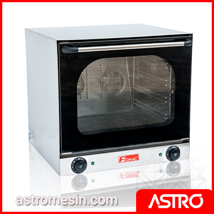 Mesin Convection Oven Konveksi FOMAC MT-90 Murah